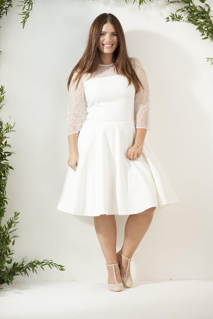 robe de mariee xxl