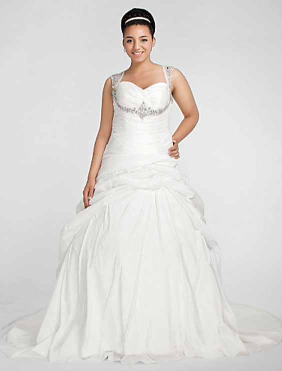 Robes de mariage soldesdestock for Robes de mariage de taille empire