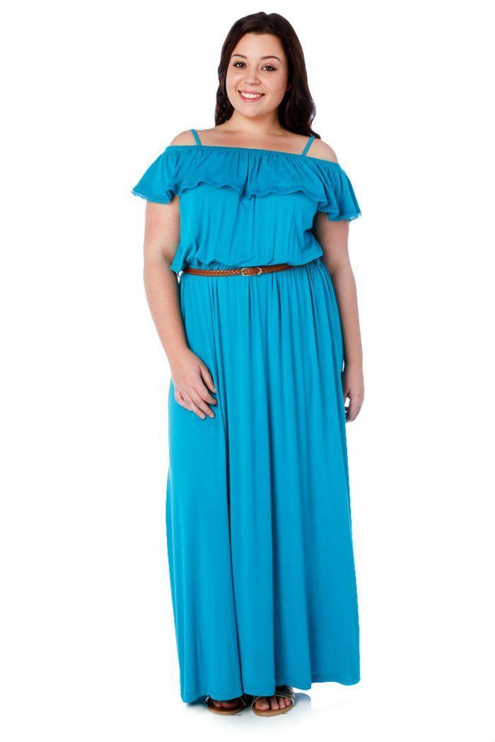 e413ae24f88 Robe longue grande taille tati – Des vêtements élégants pour tous ...