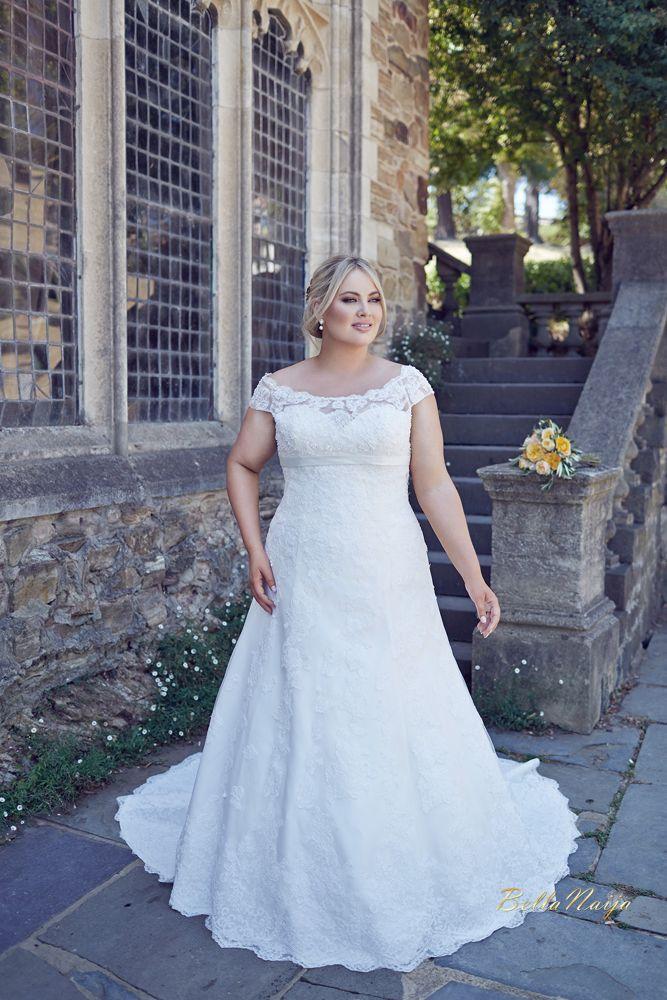 ... les robes de mariée grande taille quelle crée quasiment sur mesure