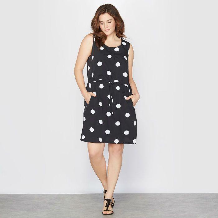 comment choisir la longueur de sa robe quand on est ronde. Black Bedroom Furniture Sets. Home Design Ideas