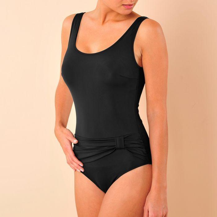 maillot de bain grande taille noir notre top 15. Black Bedroom Furniture Sets. Home Design Ideas