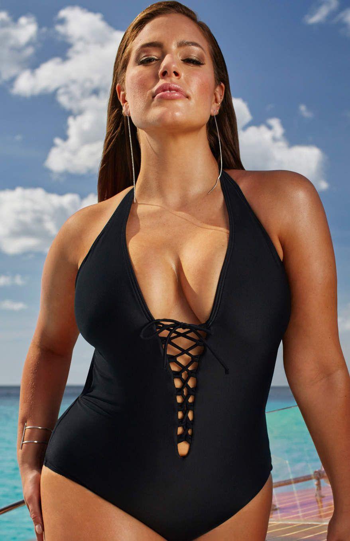 dbb1453111 Sexy : Top 10 des maillots de bain Ashley Graham pour Swimsuitsforall