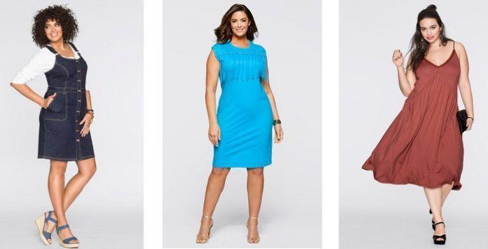 cb000df9c12 15 robes pour femmes rondes pas trop chères