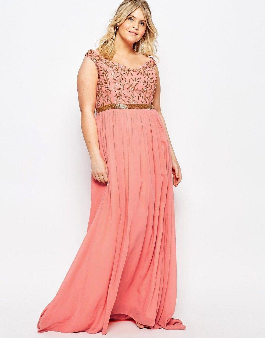 10 robes longues grande taille habill es pour une c r monie - Robe d hotesse grande taille ...