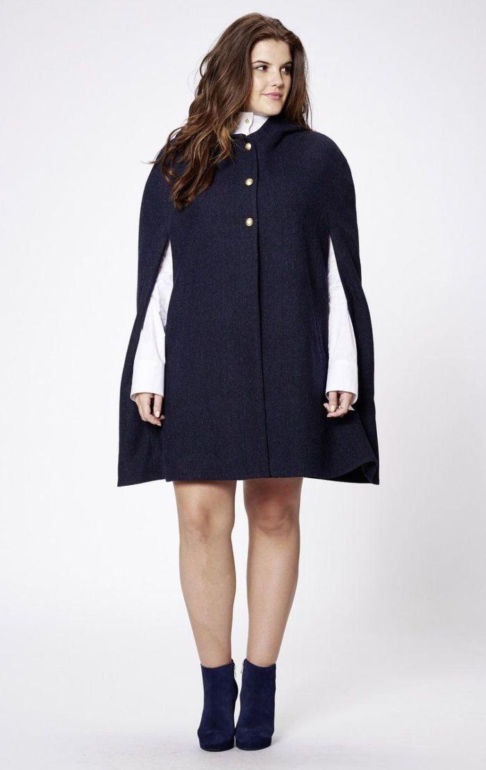manteau grande taille pas cher on profite des soldes. Black Bedroom Furniture Sets. Home Design Ideas