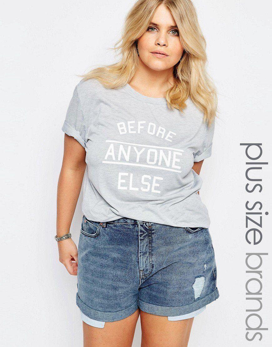 et si vous osiez le tee shirt grande taille femme avec des critures. Black Bedroom Furniture Sets. Home Design Ideas