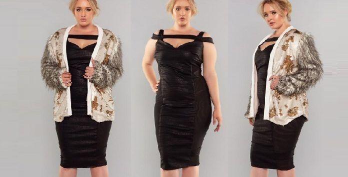 Model de robe pour hiver
