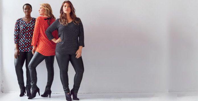 vente à bas prix choisir le plus récent profiter du meilleur prix Look ultra branché et pantalon simili cuir grande taille ...