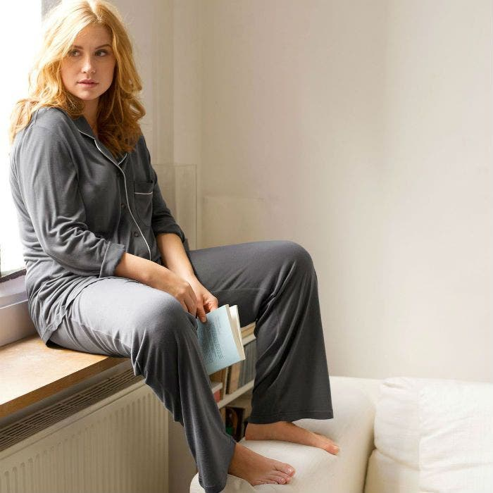 pyjama grande taille femme toutes les tendances 2016 2017. Black Bedroom Furniture Sets. Home Design Ideas