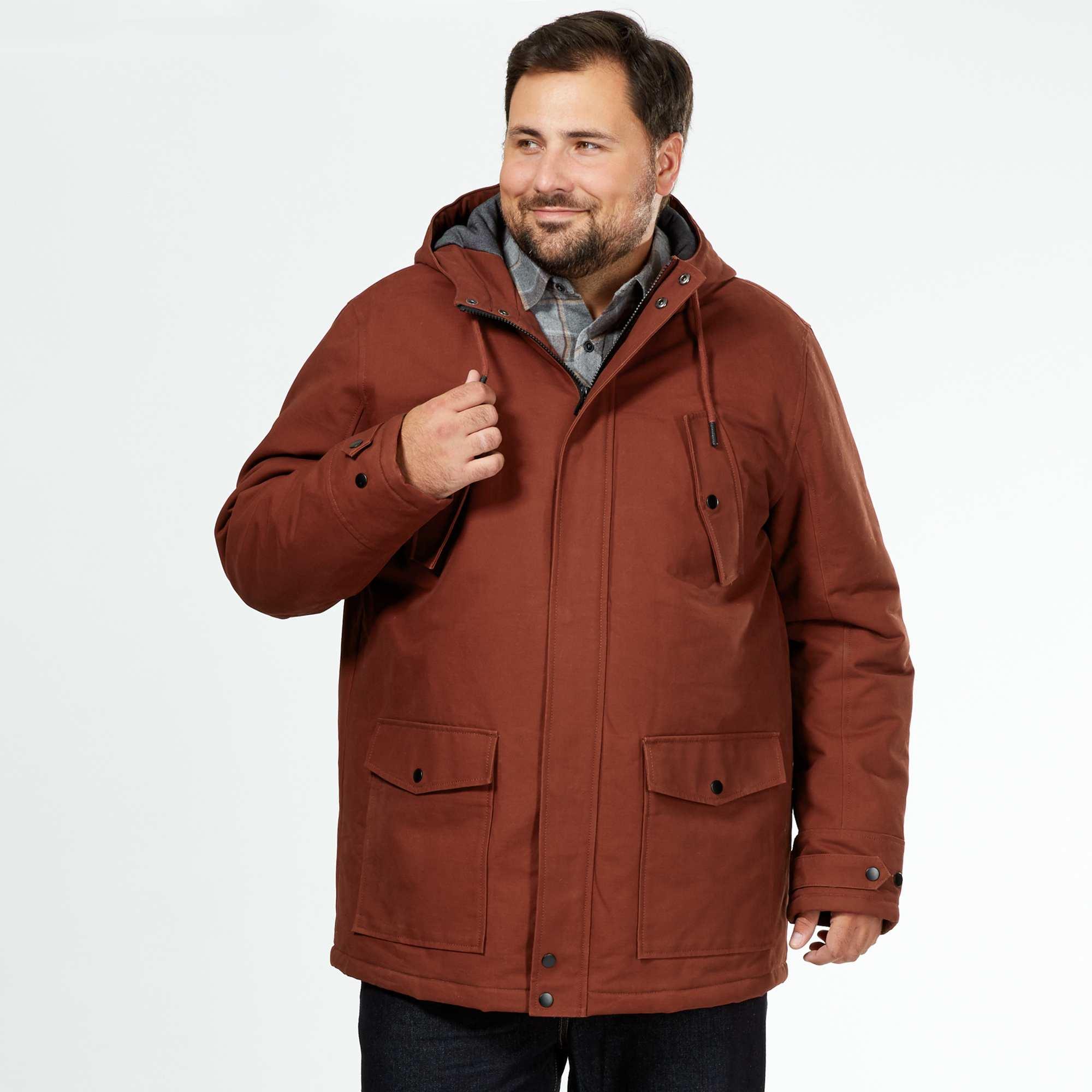 nouveau concept 37553 9ab25 Manteau grande taille homme : pour lequel allez-vous craquer ...