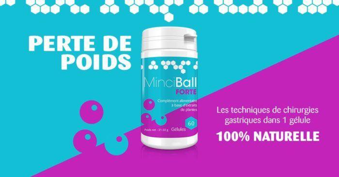 MinciBall : notre avis sur la pilule qui remplace la ...