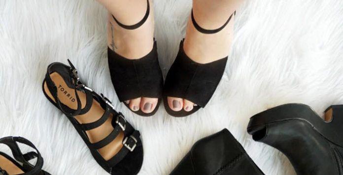 7 paires de chaussures privil gier quand on est ronde. Black Bedroom Furniture Sets. Home Design Ideas