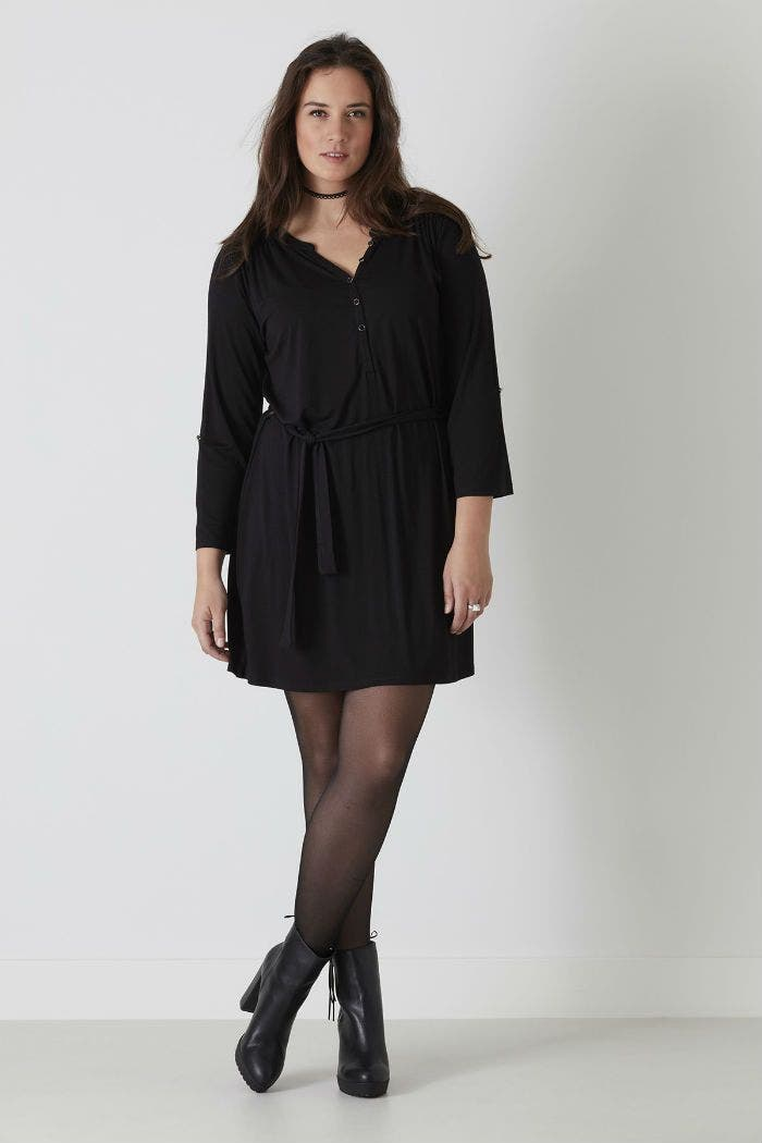 Ms mode robe dentelle