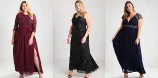 Recherche robe de soiree grande taille pas cher