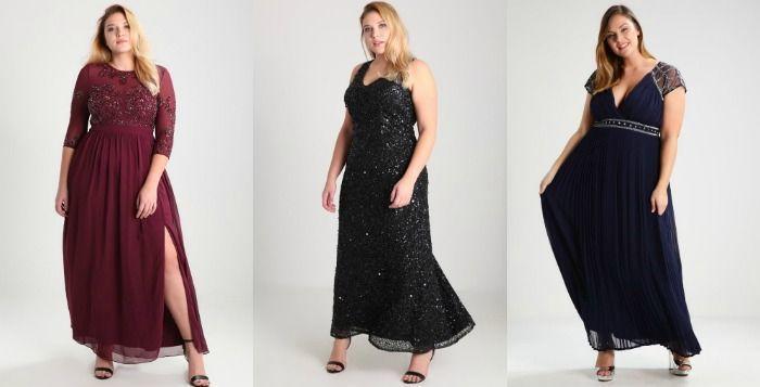 Robe de soirée grande taille : une sélection ultra glamour