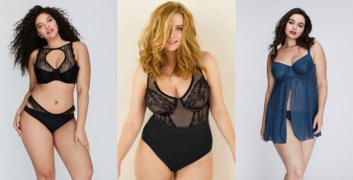 lingerie fine grande taille