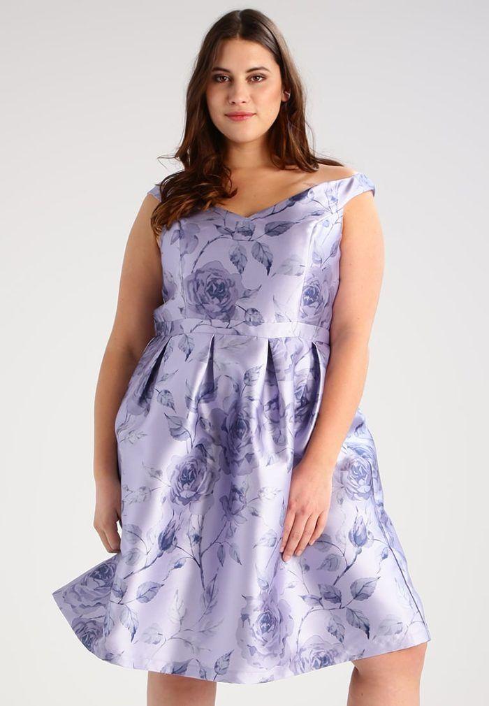 10 robes grande taille parfaites pour un mariage. Black Bedroom Furniture Sets. Home Design Ideas