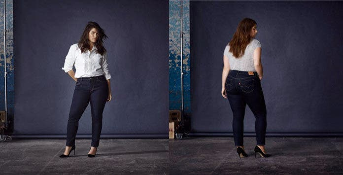 levi 39 s grande taille les jeans mythiques shopper d 39 urgence. Black Bedroom Furniture Sets. Home Design Ideas