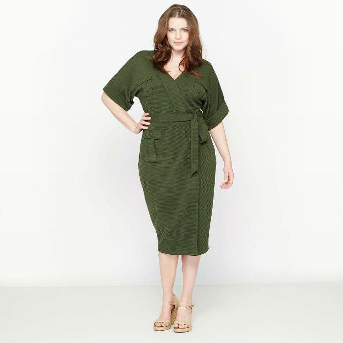 10 robes grande taille qui ne moulent pas le ventre. Black Bedroom Furniture Sets. Home Design Ideas