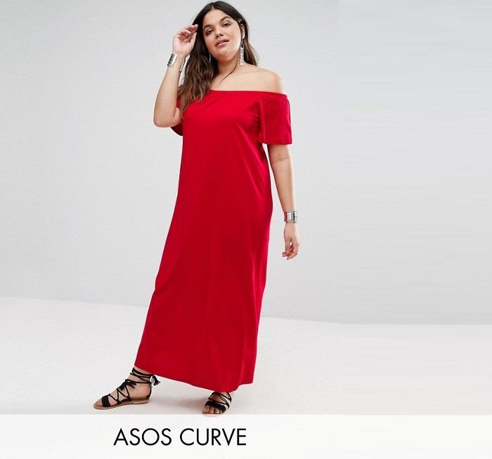 cbe50cdf8a9 Robe longue grande taille   10 maxi dress pour être au top