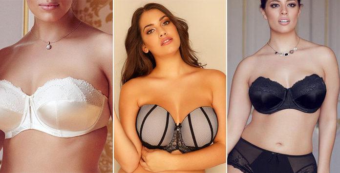 artisanat de qualité choisir le plus récent meilleure vente Soutien-gorge grande taille bandeau : 10 modèles et nos ...