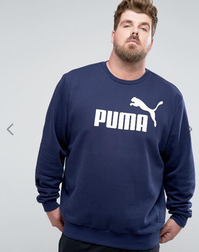 Puma sort sa collection grande taille chez Asos : top shopping