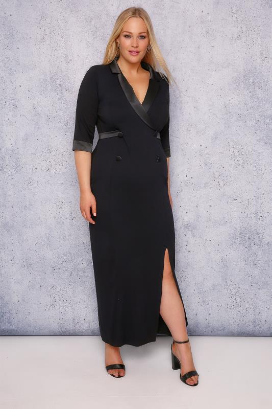 robe grande taille noire nos 10 mod les pr f r s pour l 39 t 2017. Black Bedroom Furniture Sets. Home Design Ideas