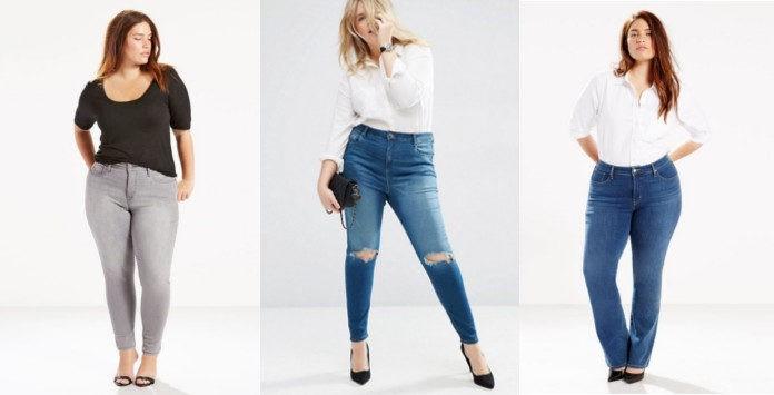 e18d8f06a88 Soldes jeans grande taille femme   notre top 10