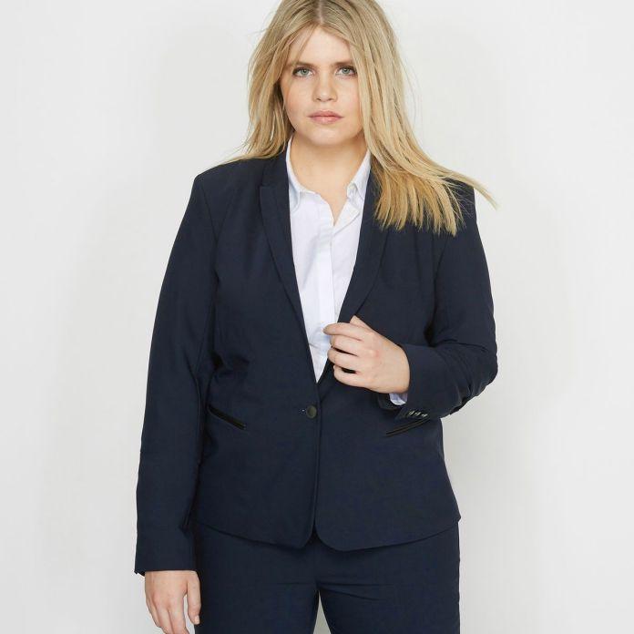 tailleurs pantalon femmes grande taille