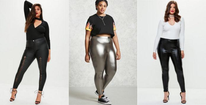 pantalons enduits et leggings en simili cuir nos coups de coeur et nos conseils pour les porter. Black Bedroom Furniture Sets. Home Design Ideas