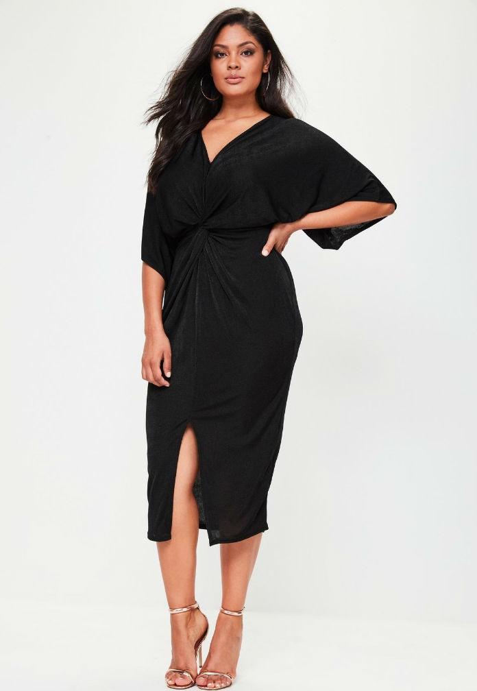 Quelle est la bonne longueur pour une robe quand on est - Quelle robe porter quand on est petite ...