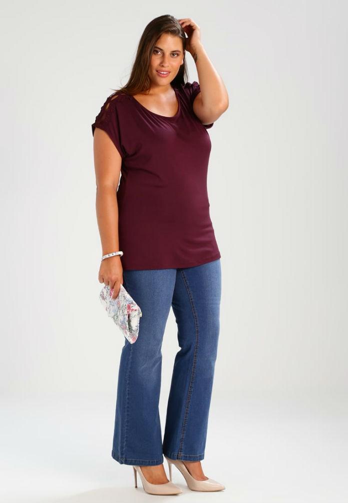 jean bootcut grande taille femme 10 mod les parfaits pour les rondes. Black Bedroom Furniture Sets. Home Design Ideas