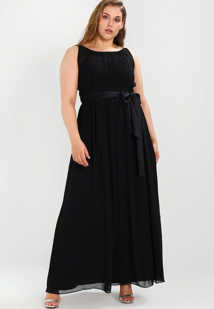 10 robes de soir e longues grande taille pour no l 2017. Black Bedroom Furniture Sets. Home Design Ideas