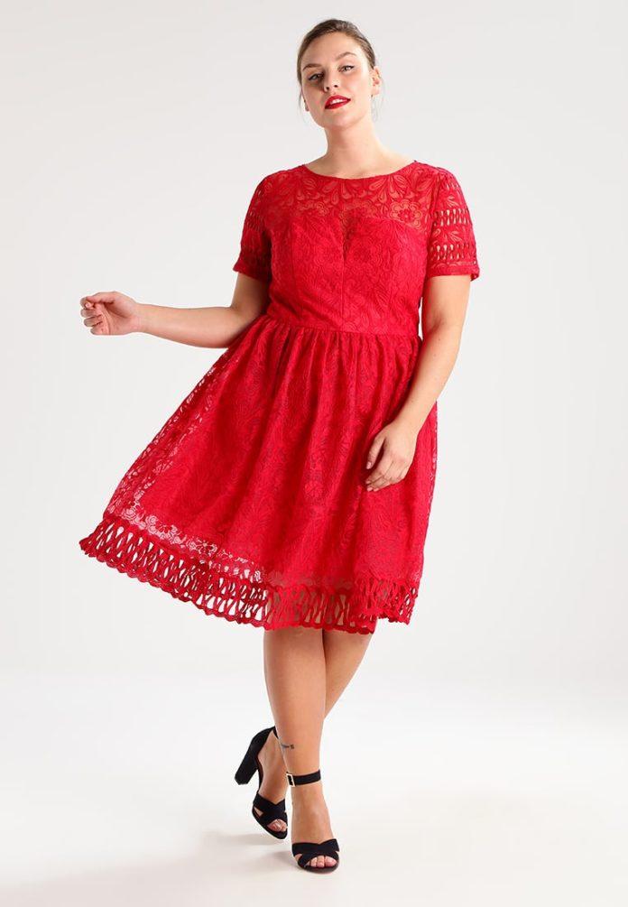 Chi Chi London Curves : des robes de soirée au top pour les