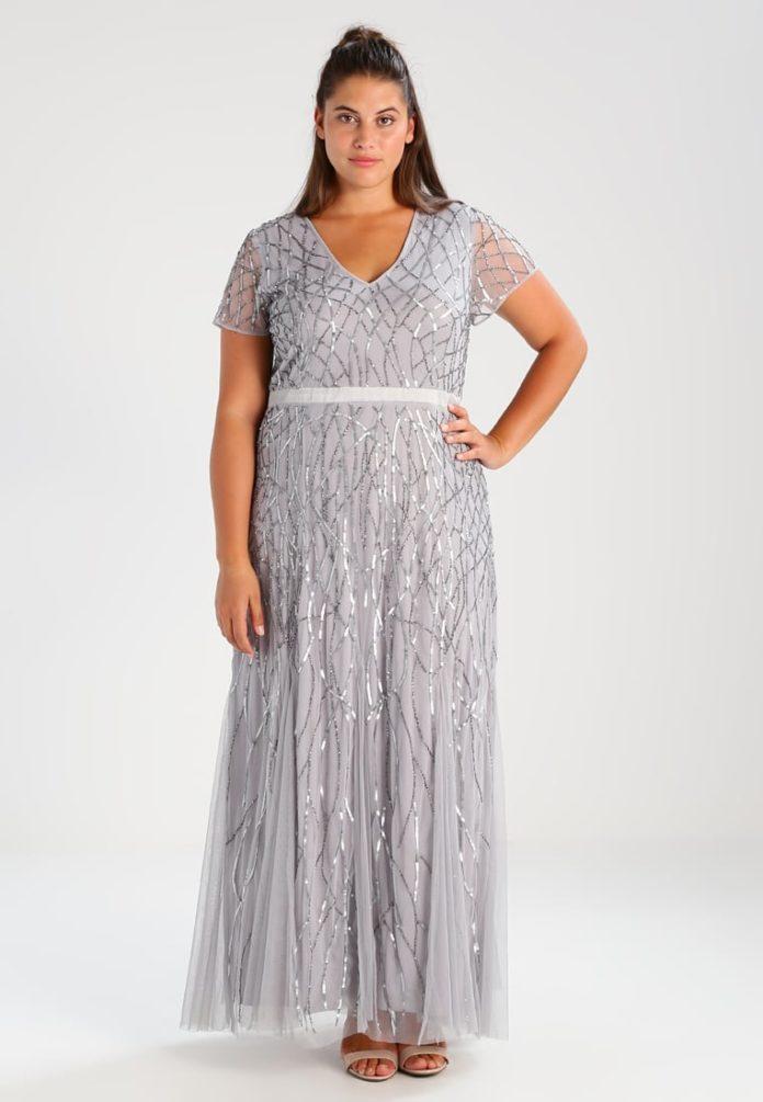 10 robes de soir e longues grande taille pour no l 2017 for Cocktail 50 nuances de grey