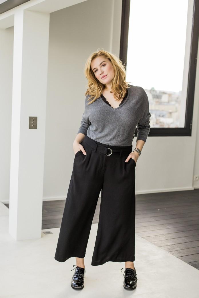 Comment avoir du style au bureau 10 tenues grande taille - Tenue bureau femme ...