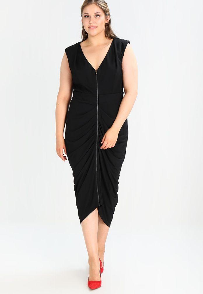 et si on osait la robe sexy grande taille. Black Bedroom Furniture Sets. Home Design Ideas