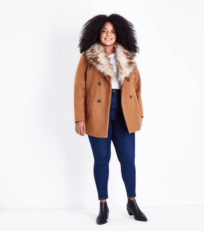 Soldes manteau grande taille les 10 plus beaux mod les suivre - Les soldes hiver 2017 ...