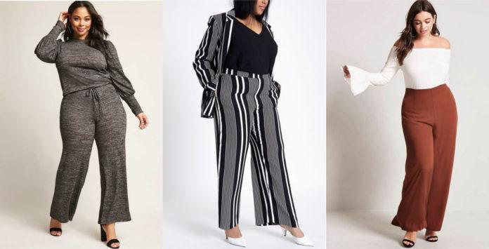 pantalon fluide et ample 10 versions de cette tendance 2018 incontournable. Black Bedroom Furniture Sets. Home Design Ideas