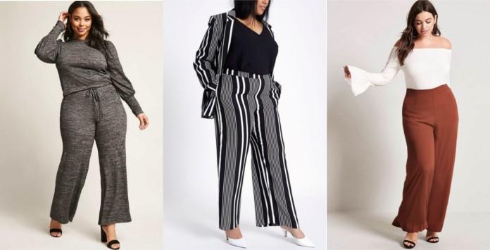 pantalon fluide et ample 10 versions de cette tendance. Black Bedroom Furniture Sets. Home Design Ideas