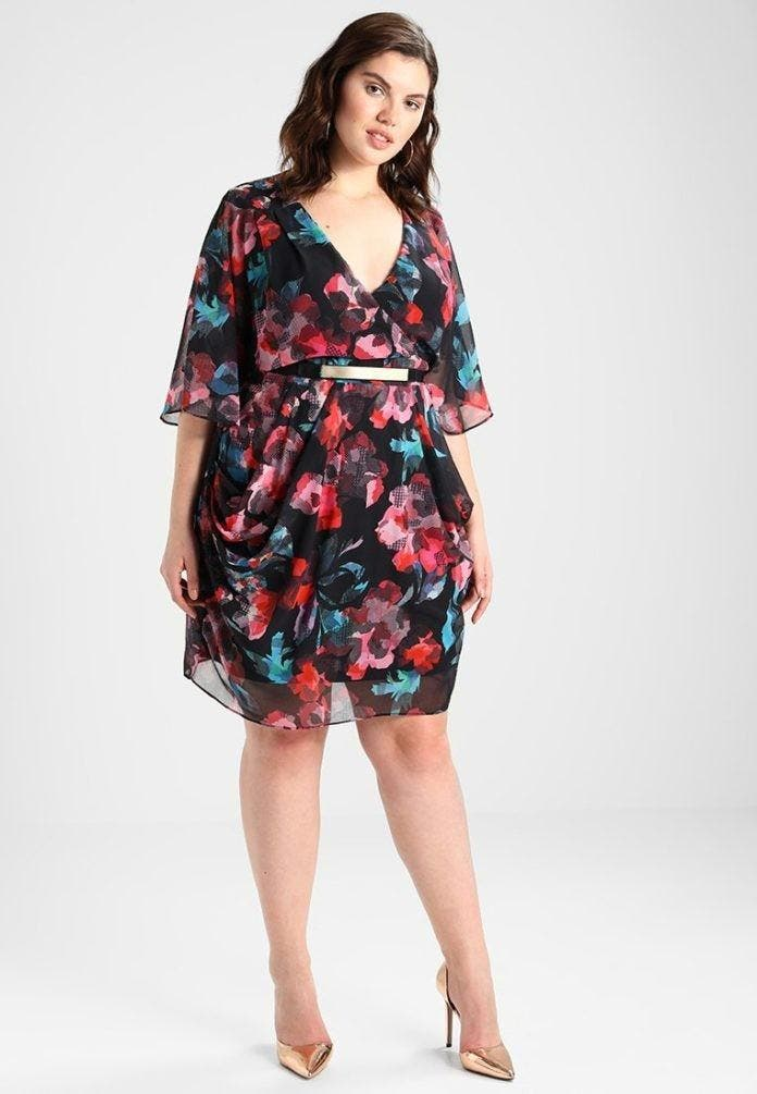 Robe printemps ete 2018 grande taille robes 2018 - Robe d hotesse grande taille ...