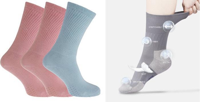styles divers enfant les ventes chaudes Chaussettes pour diabétiques : pourquoi et où les trouver ?