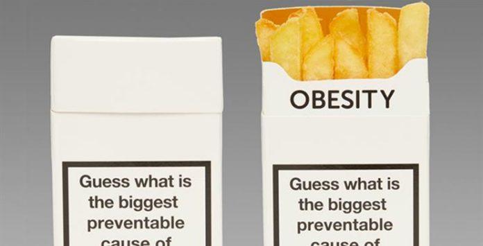 Au Royaume-Uni, une campagne de prévention contre le cancer fait parler  d elle, et pas pour de bonnes raisons. Ciblant l obésité, certains  l accusent d être ... 93a4e7a93531