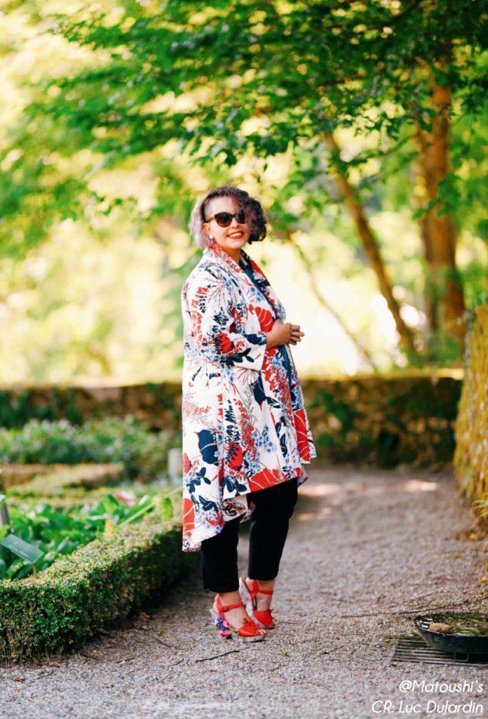 Veste grande taille matelasse|Lili La Tigresse mode femme