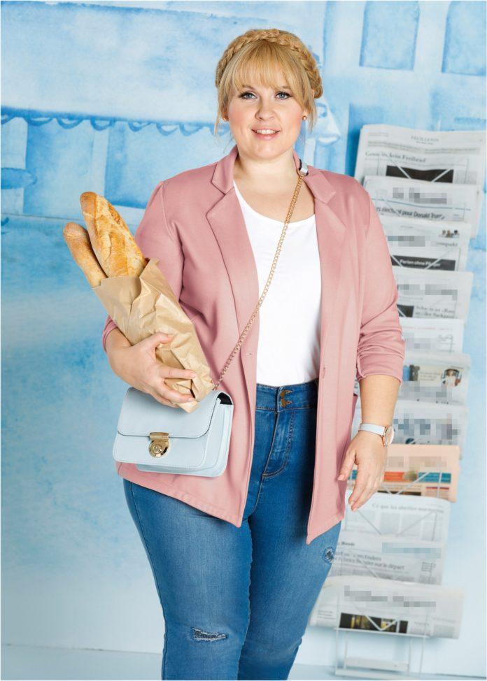 le prix reste stable nouvelle apparence prix attractif Maïte Kelly x Bonprix : la collection grande taille ...