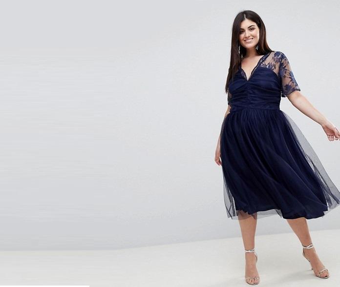 Robe grande taille chic pour un mariage notre top 10 for Robe maxi pour un mariage