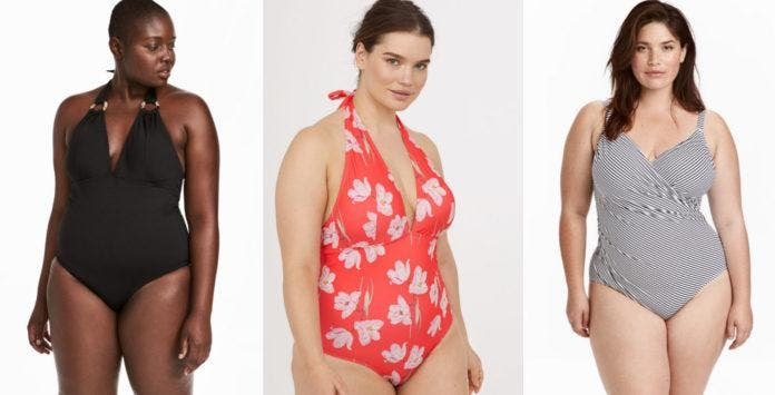 official site best selling great fit Maillots de bain grande taille H&M : top shopping pour l'été ...