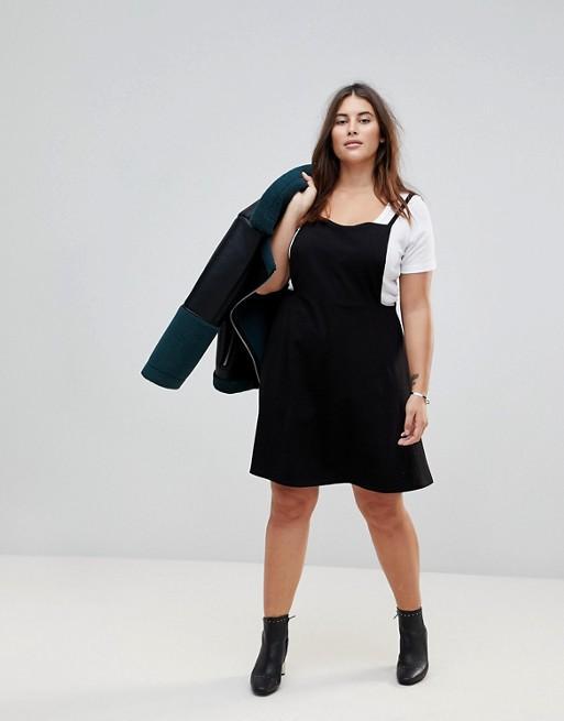 304636822d7 Salopette et robe-salopette grande taille   10 modèles pour le ...