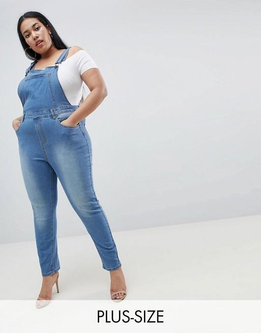 la moitié 36a27 2a23f Salopette et robe-salopette grande taille : 10 modèles pour ...